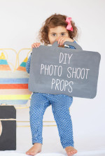 DIY Photo Shoot Props for Kids