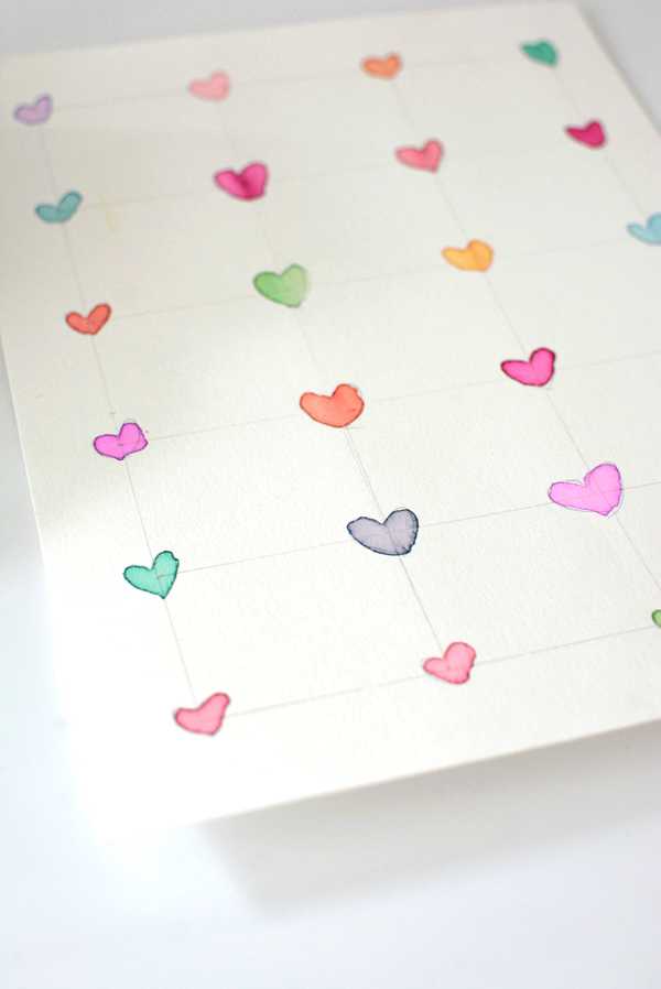 Heart to Heart Dot to Dot for Valentine's Day