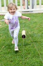 Make Your Own Zip Line – STEAM Activity for Kids