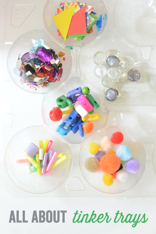 All About Tinker Trays + 10 Ways to Use Them