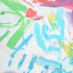 Freestyle Painting Mural for Kids