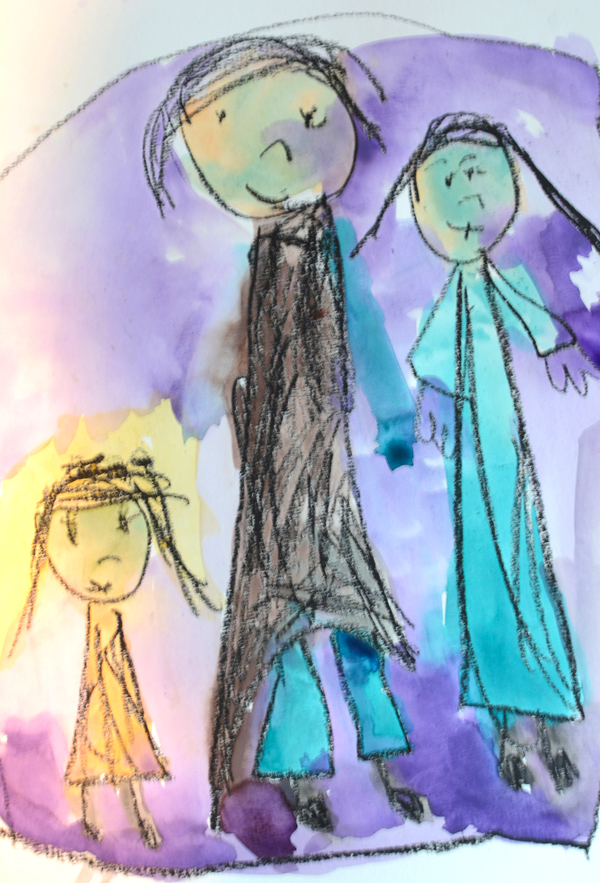 Family Portraits with 3-5 Year Olds - Beautiful Keepsakes ...