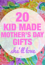 20 Kid Made Mother's Day Gifts She'll Love