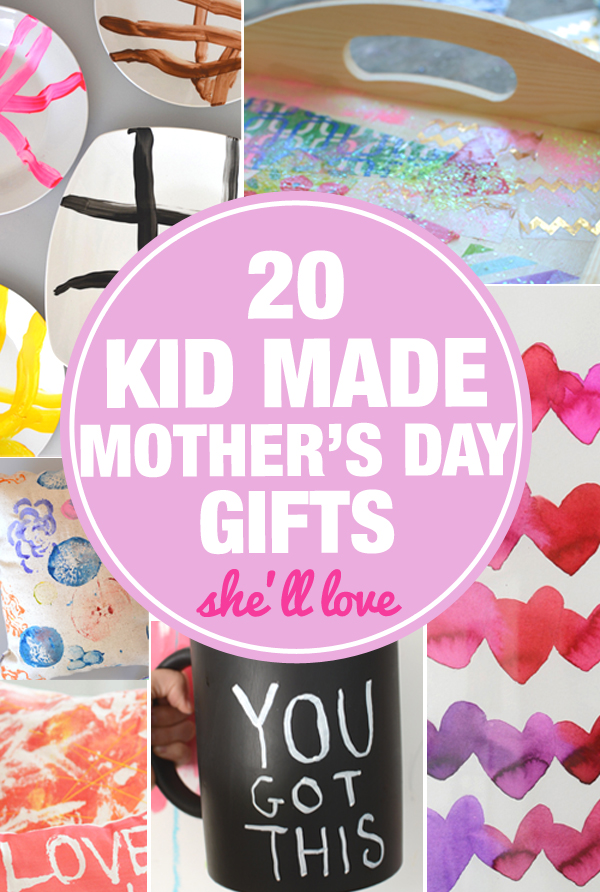 These ideas are gorgeous! I would love any of these for Mother's Day!