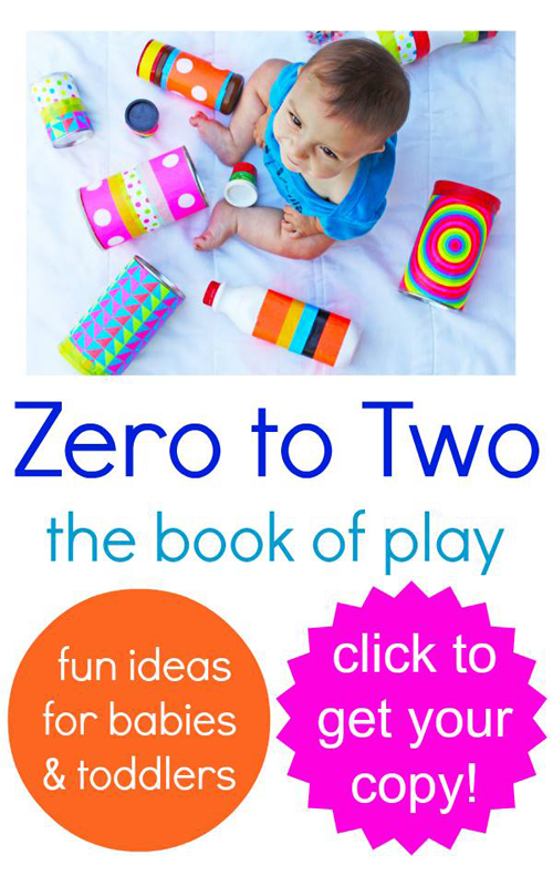 Fantastic play ideas for little ones!