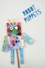 Make Robot Puppets