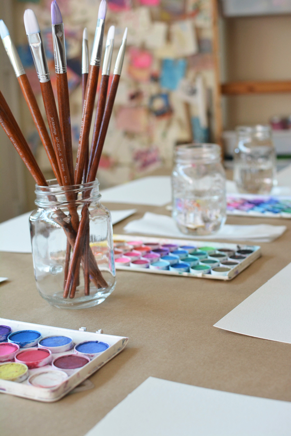How to give moms the best crafty  night out with their friends
