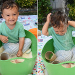 This is the best sensory play date ever!