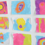 gorgeous process art activity for kids