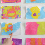 gorgeous art project for kids