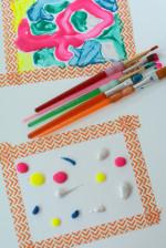 Dot to Dot Art Challenge for Kids