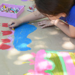 What's more fun than birthday cake? Painting ten birthday cakes at your next birthday party!