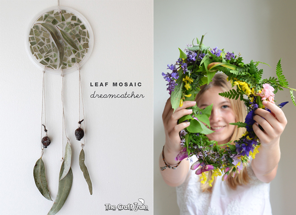 gorgeous nature crafts