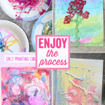 easy process art projects for kids