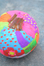 No Paint No Carve Pumpkin Decorating for Kids