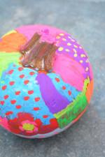 No Paint No Carve Pumpkin Decorating for Kids