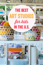 The Best Art Studios for Kids in the U.S.