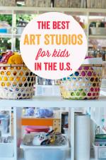The Best Art Studios for Kids in the U.S.