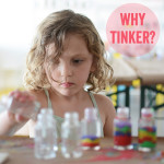 What is the new trend in tinkering all about and why should my kids be doing it?