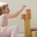 Make your own blocks that will last a whole childhood
