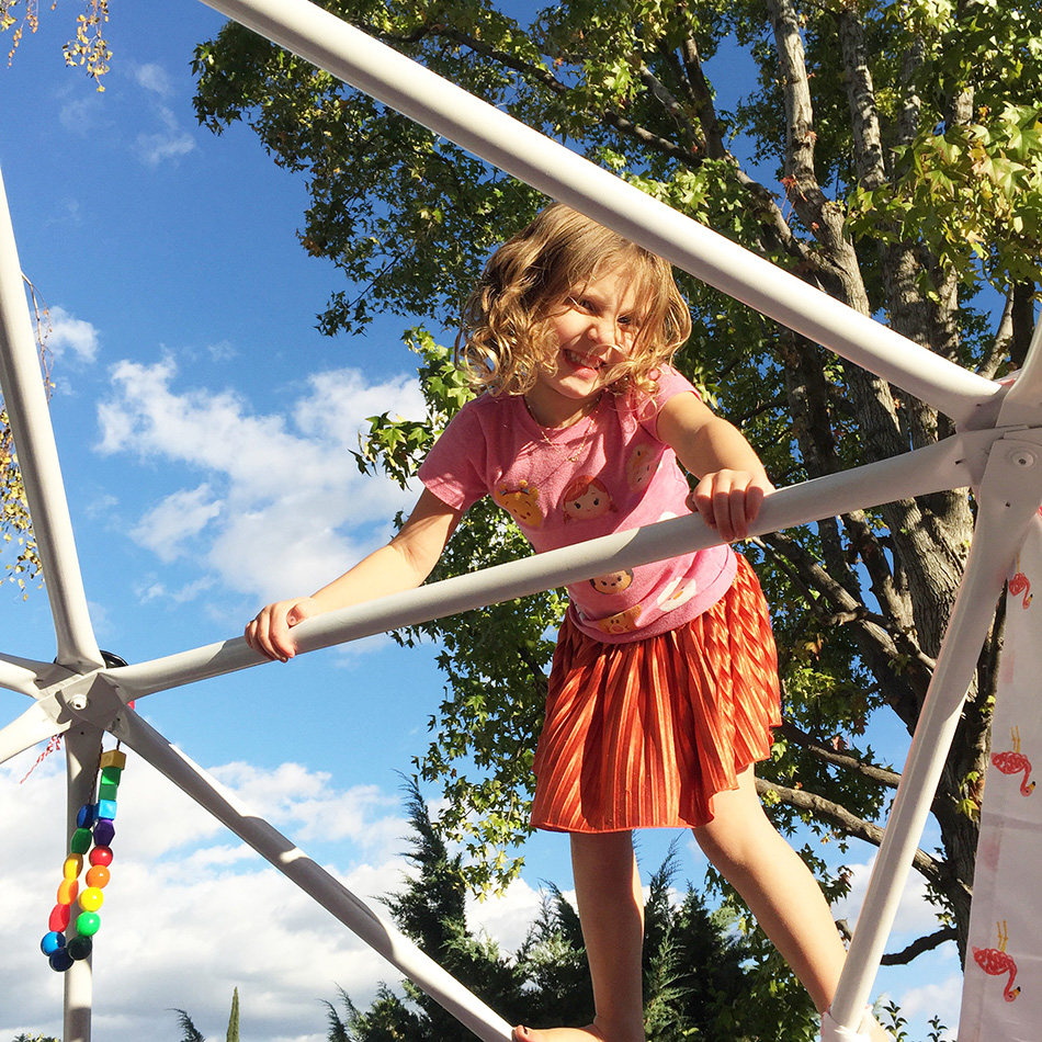 geometric dome for kids
