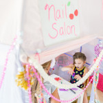 The best gift that keeps on giving! Fort Magic is amazing. We made a nail salon!
