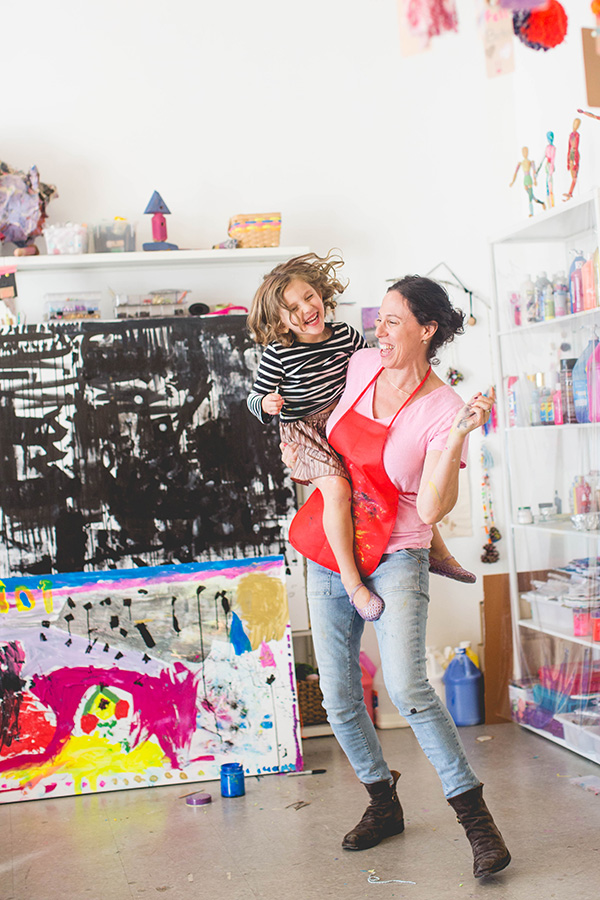 A Magical Family Art Experience that brings the whole family together