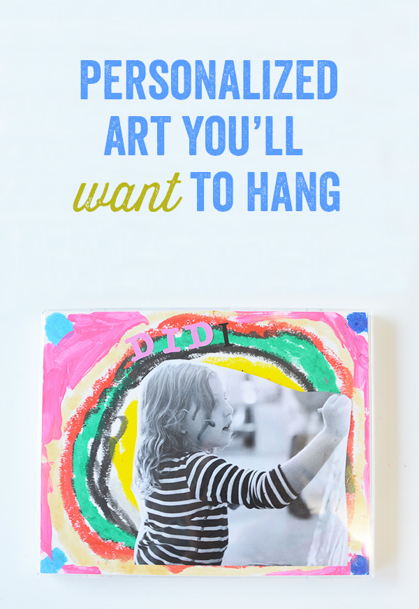 Personalized Art You'll Want to Frame