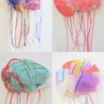 Make Puffy Rainbow Clouds