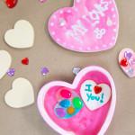 Valentine's Day Craft Party