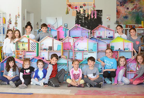 Meri Cherry Doll House Camp