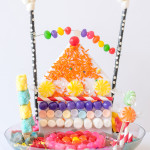 Candyland super candy craft for kids