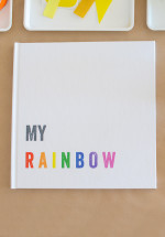 Process Art Rainbow Book