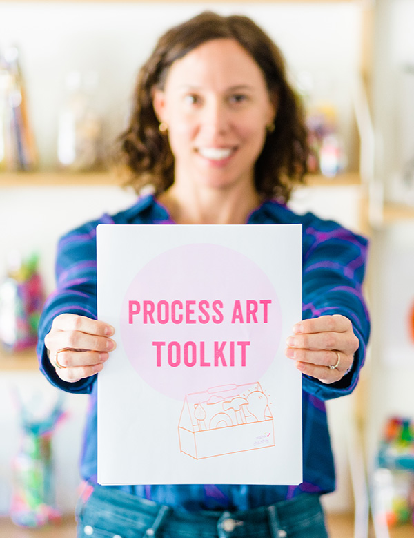 Online Process Art ToolKit