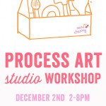Process Art Studio Workshop Los Angeles - Meri Cherry Art Studio