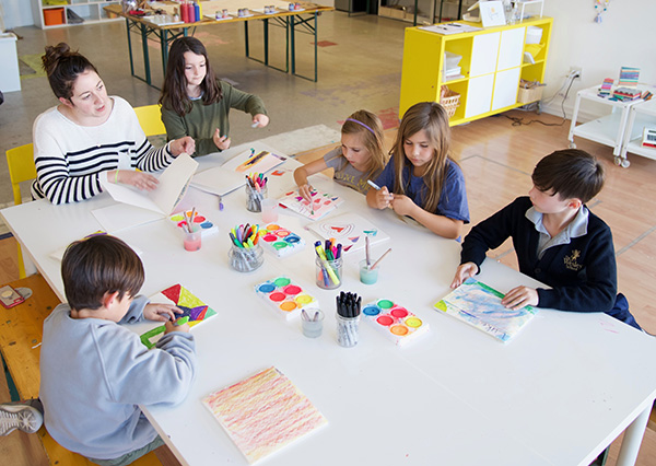 How to open an art studio for kids - part 2