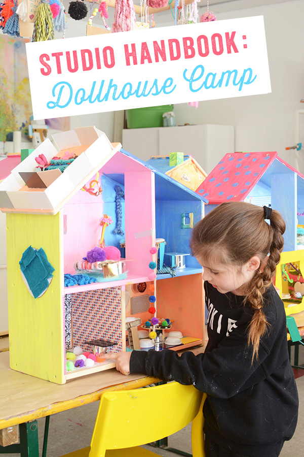 Dollhouse Camp Handbook