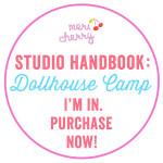 How to Host Dollhouse Camp - Meri Cherry Art Studio Handbook