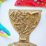 Make your own trophies for someone special