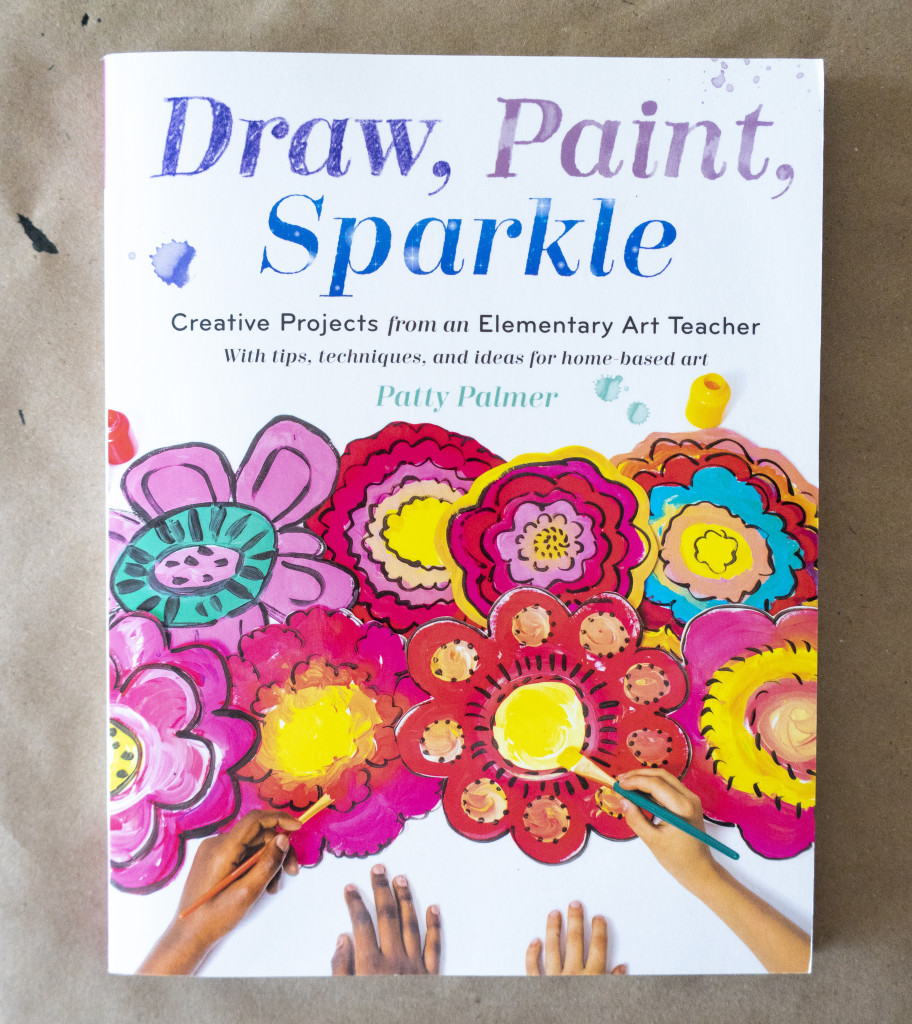 Draw, Paint, Sparkle Great Patty Palmer Book