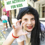 10 Halloween art activities for kids