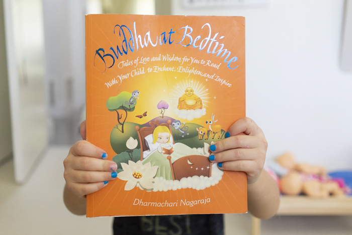Best book for kids - Buddha at Bedtime