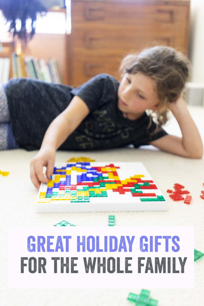Great Holiday Gifts for the Whole Family