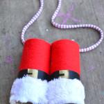 Santa Binoculars
