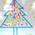 Holiday Christmas Mural for Kids