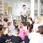 How to Open an Art Studio for Kids - Meri Cherry Art Studio in Los Angeles